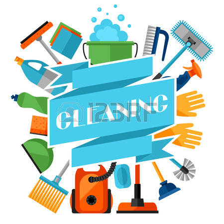 Housekeeping clipart 6 » Clipart Station.