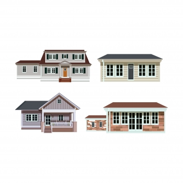 House PNG Images.