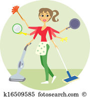 Housewife Clip Art Royalty Free. 3,185 housewife clipart vector.