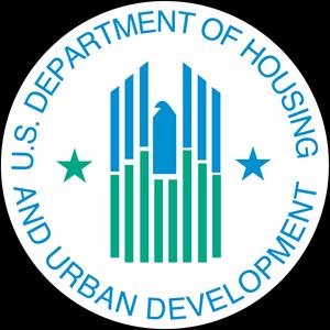 U.S. Department of Housing and Urban Development Logo Vector.