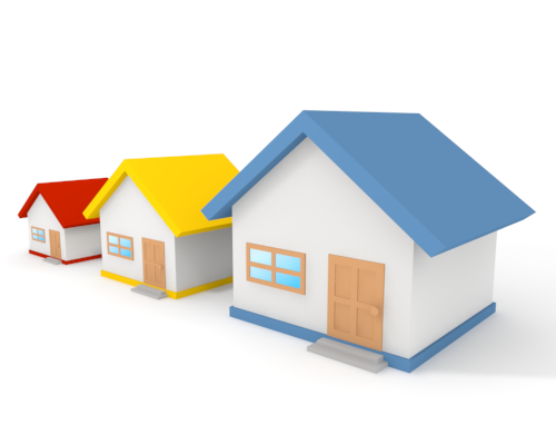 Housing Construction Clipart