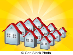 Housing Clipart Vector Graphics. 198,289 Housing EPS clip art.
