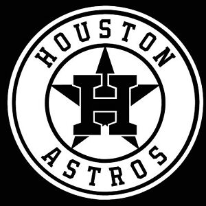 Details about HOUSTON ASTROS LOGO CAR DECAL VINYL STICKER WHITE 3 SIZES.