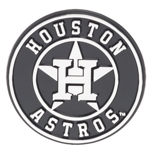 Team ProMark Houston Astros Chrome Auto Emblem.