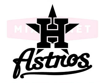 Houston astros svg.