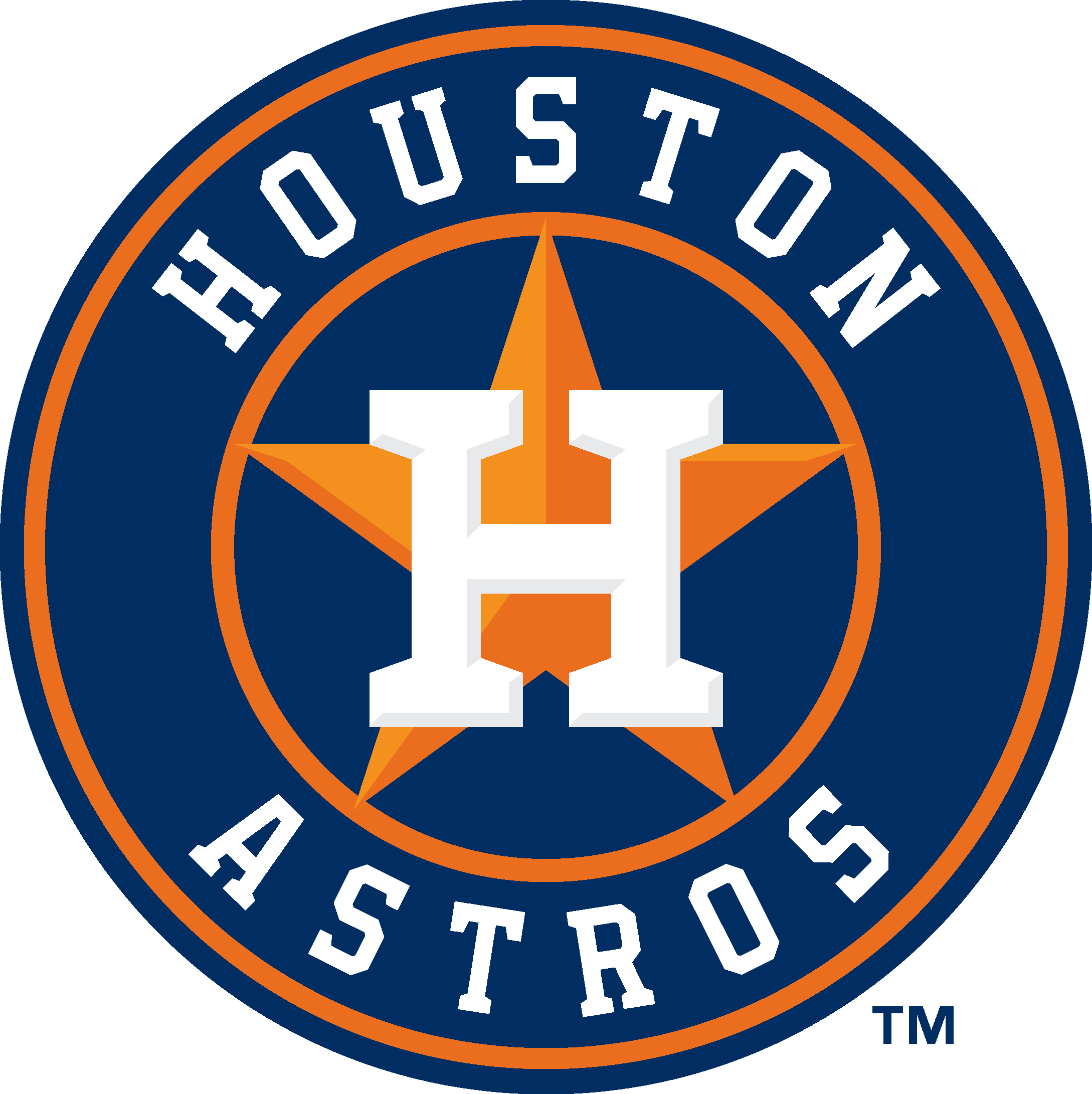 Houston Astros Logo Vector Icon Template Clipart Free Download.