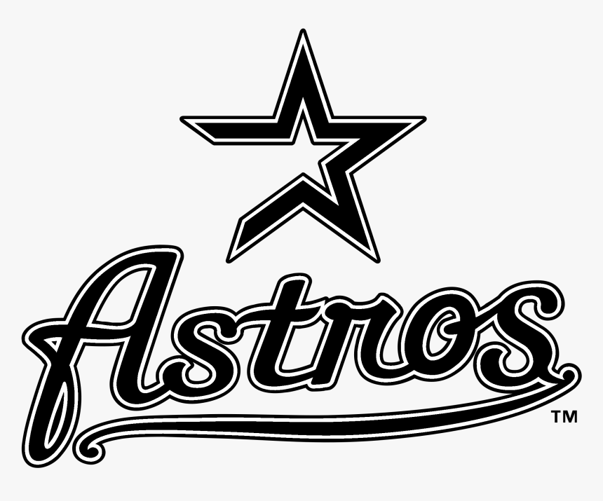 Houston Astros Logo Mlb Decal.
