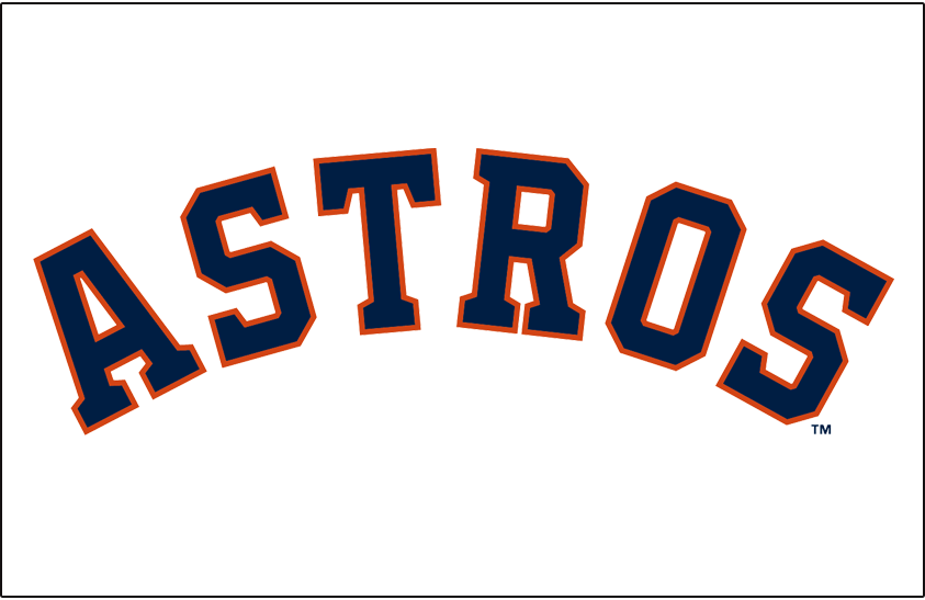 Houston Astros Jersey Logo.