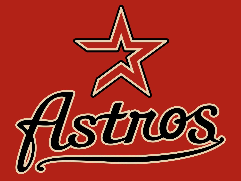 Houston astros old Logos.