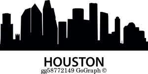 Houston Texas Clip Art.