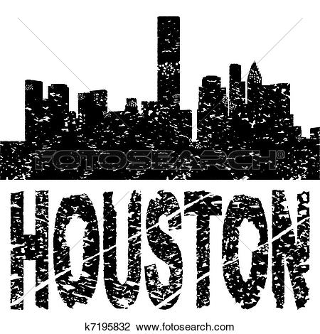 Houston Clip Art and Stock Illustrations. 270 houston EPS.