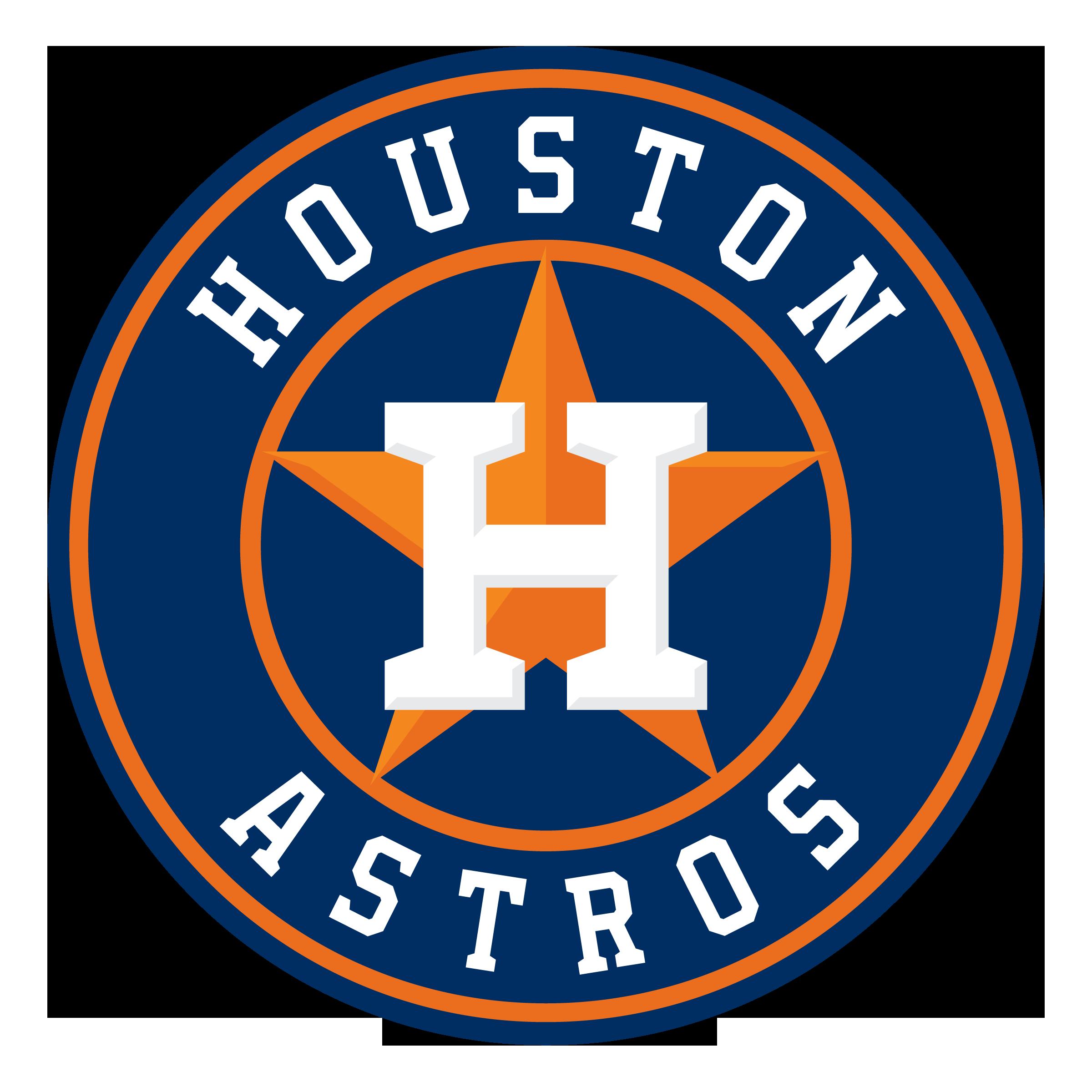 Houston Astros Logo PNG Image.