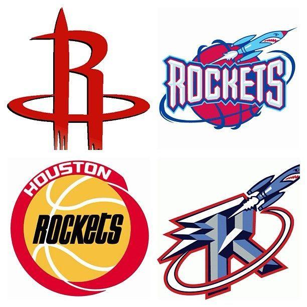 Houston Rockets Logo Wallpaper.