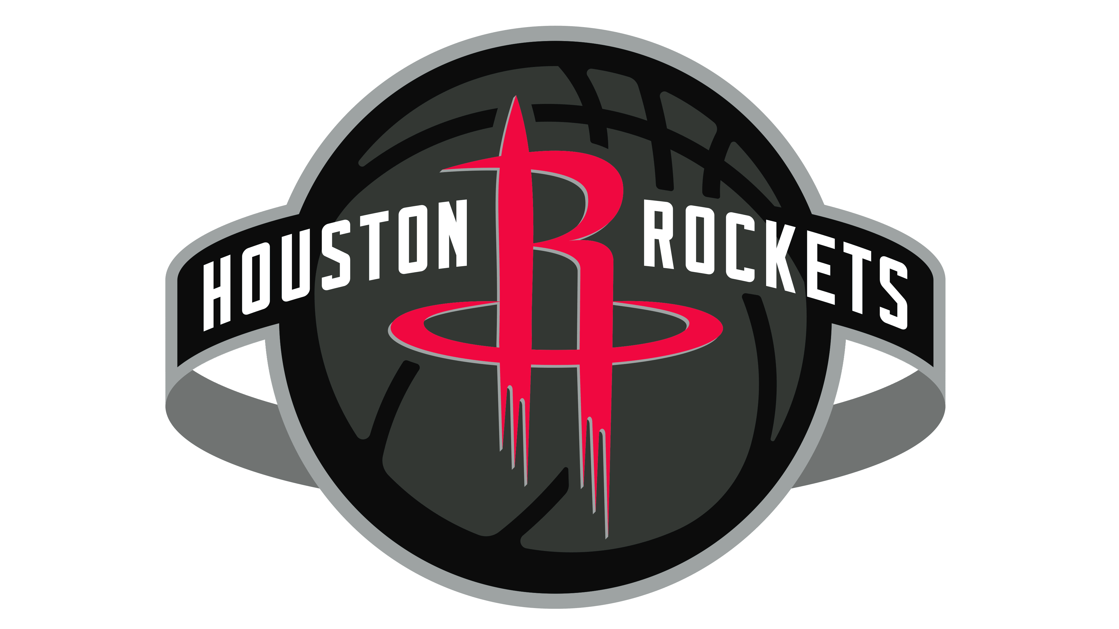 Houston Rockets Logos.