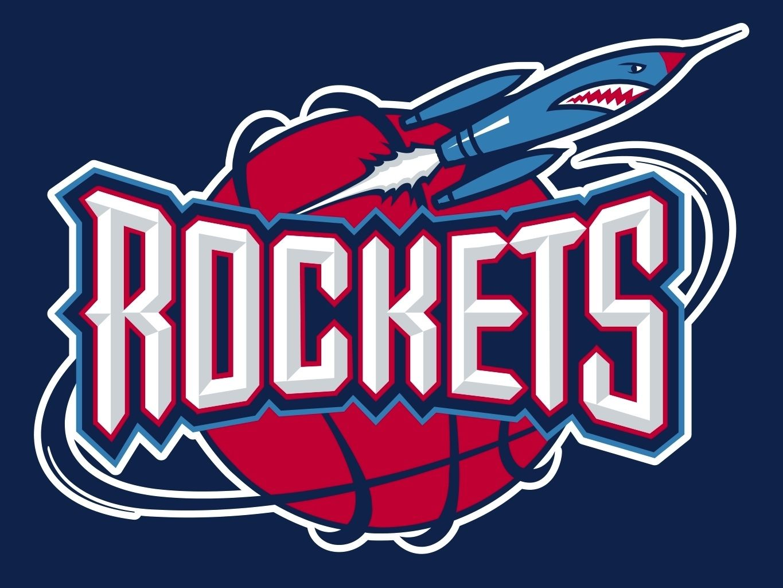 houston rockets old team logos.