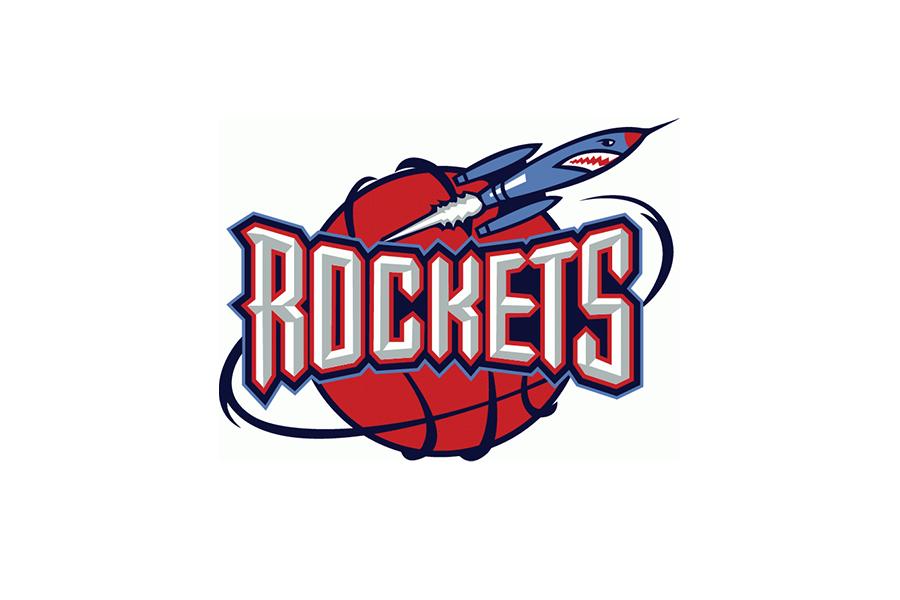 Michael Weinstein NBA Logo Redesigns: Houston Rockets.