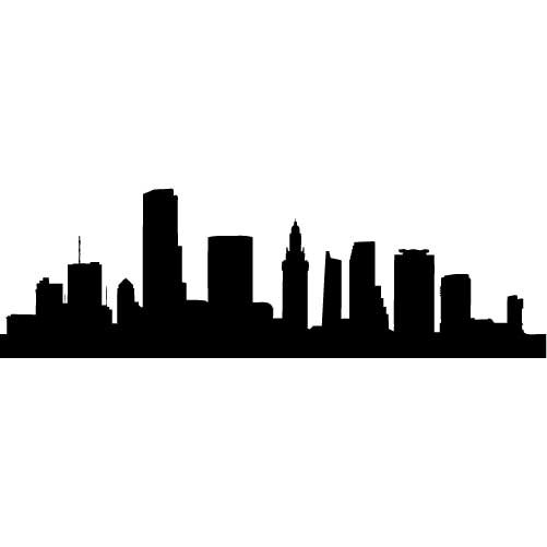 Free Houston Skyline Outline, Download Free Clip Art, Free.