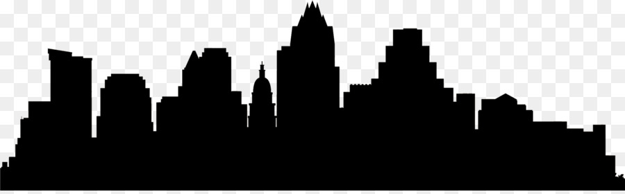 City Skyline Silhouette.