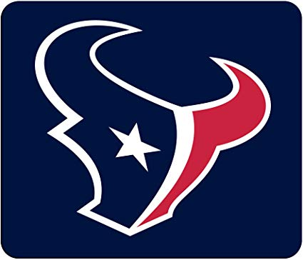 NFL Houston Texans Mouse Pad.
