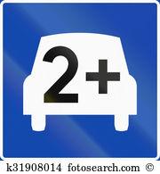 Hov lane Illustrations and Clip Art. 10 hov lane royalty free.