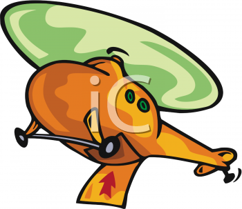 Royalty Free Helicopter Clipart.
