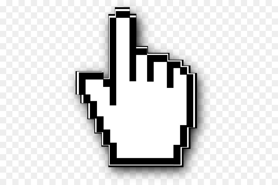 Computer Mouse Pointer Clipart.