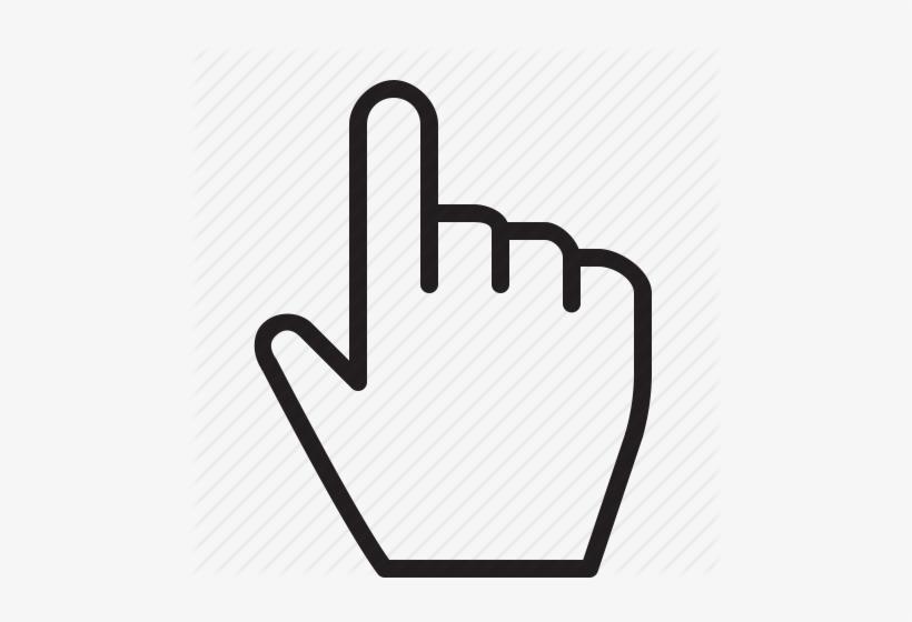 Hand Cursor Png.