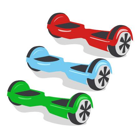 1,304 Hoverboard Stock Illustrations, Cliparts And Royalty Free.
