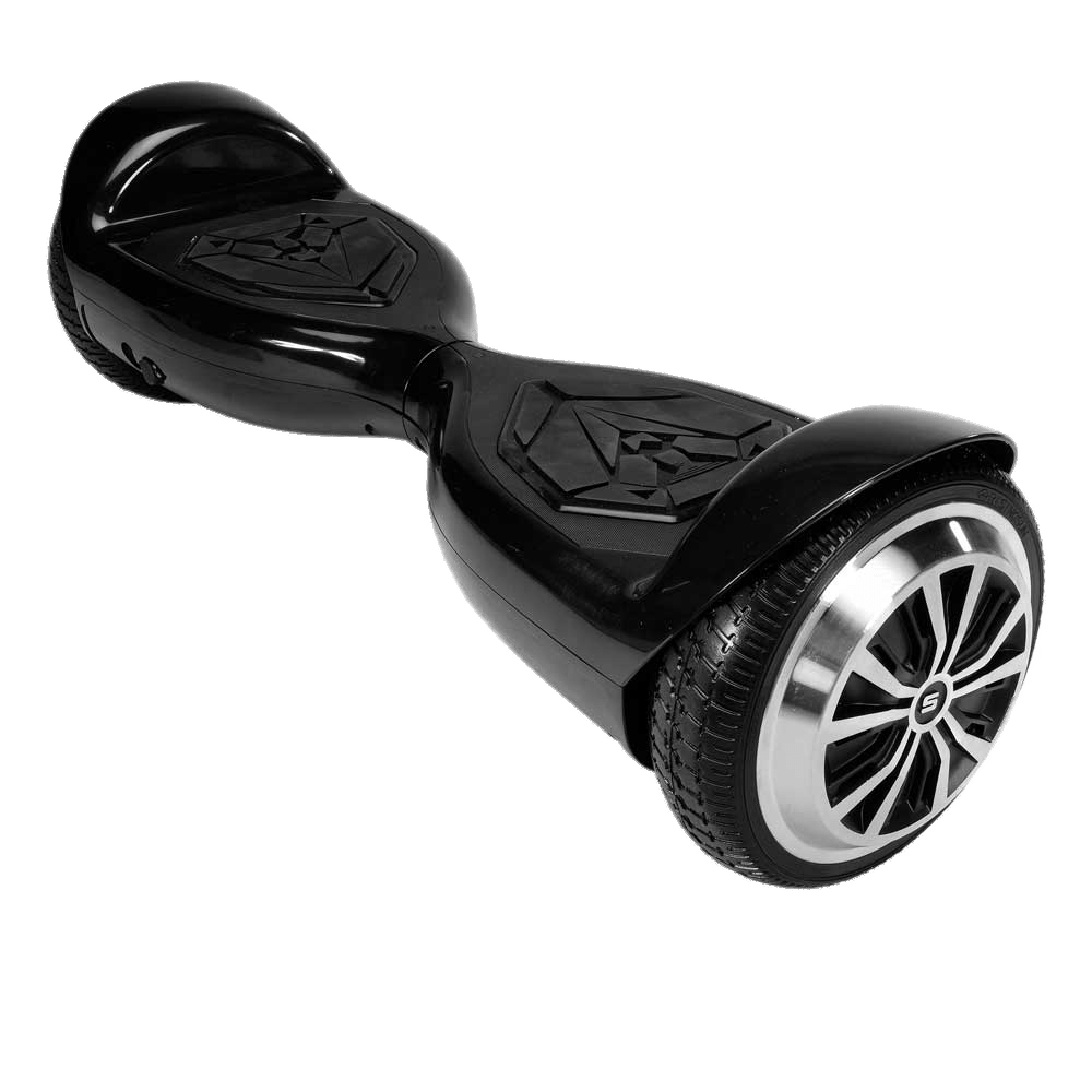 Swagtron Self Balancing Hoverboard transparent PNG.