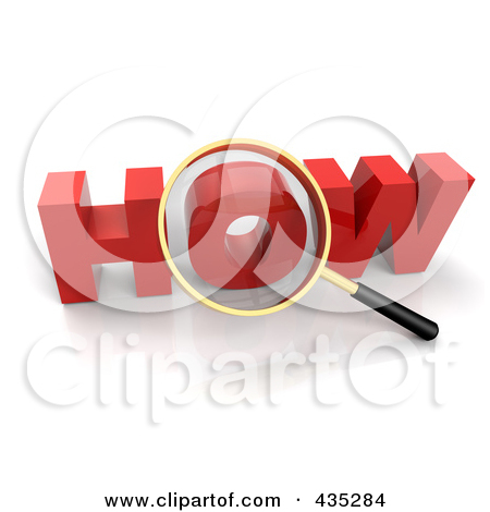 How clipart #18