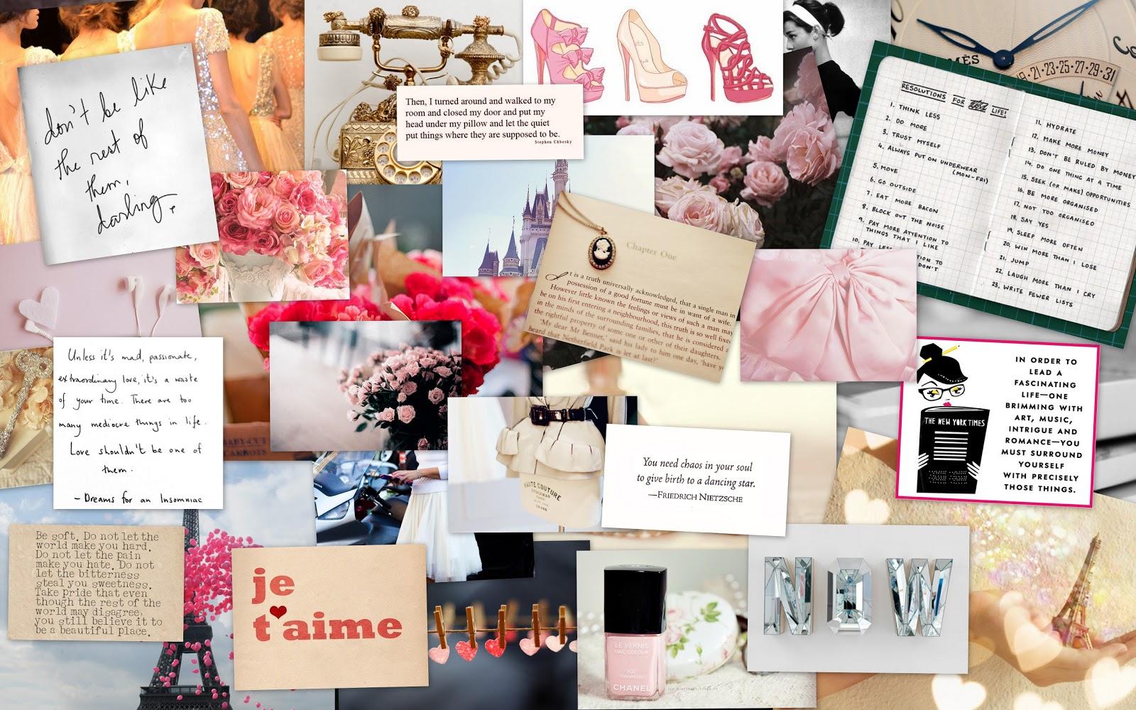 Make Desktop Clipart Collage.