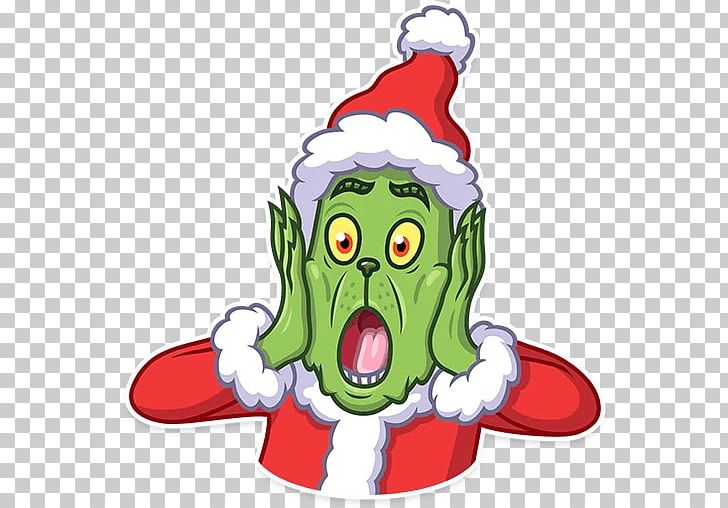 How The Grinch Stole Christmas! Christmas Tree Telegram PNG, Clipart.