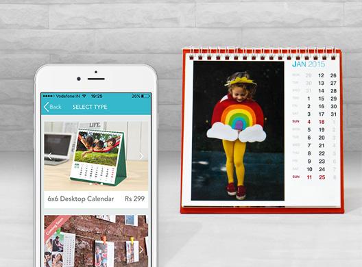 Photo Calendars.