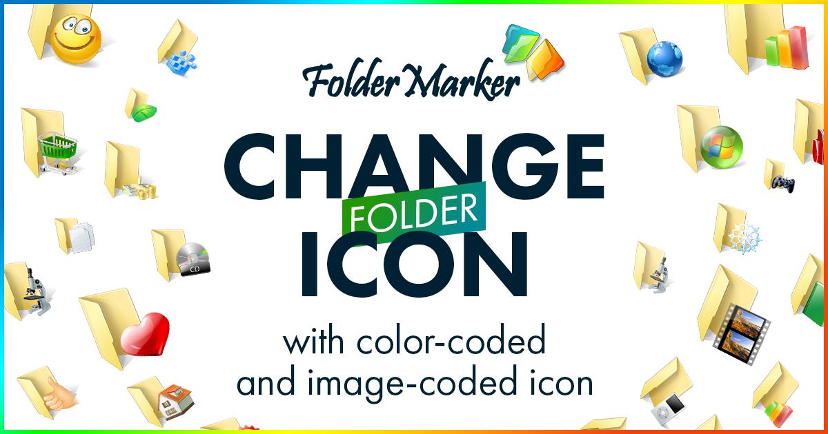 Change folder clipart windows 10.