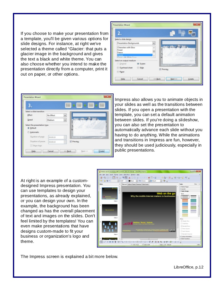 Introduction to LibreOffice.