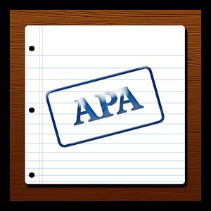 APA Generator.