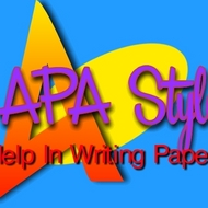 Research Paper: APA Style Tutorial.
