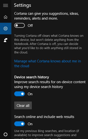 Customize Taskbar, Notification Area and Action Center in Windows 10.