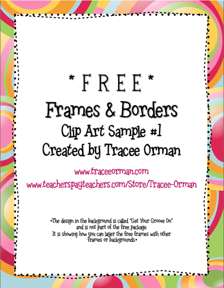 Free Border Clipart For Word & Border For Word Clip Art Images.