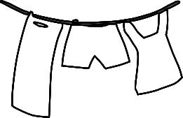 Free Laundry Clipart, 2 pages of Public Domain Clip Art.