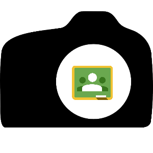 Google Classroom: Add Images of Analog Work.