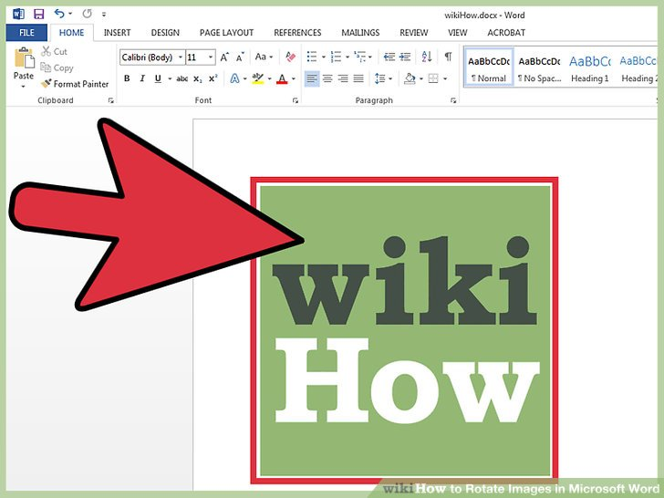 3 Ways to Rotate Images in Microsoft Word.