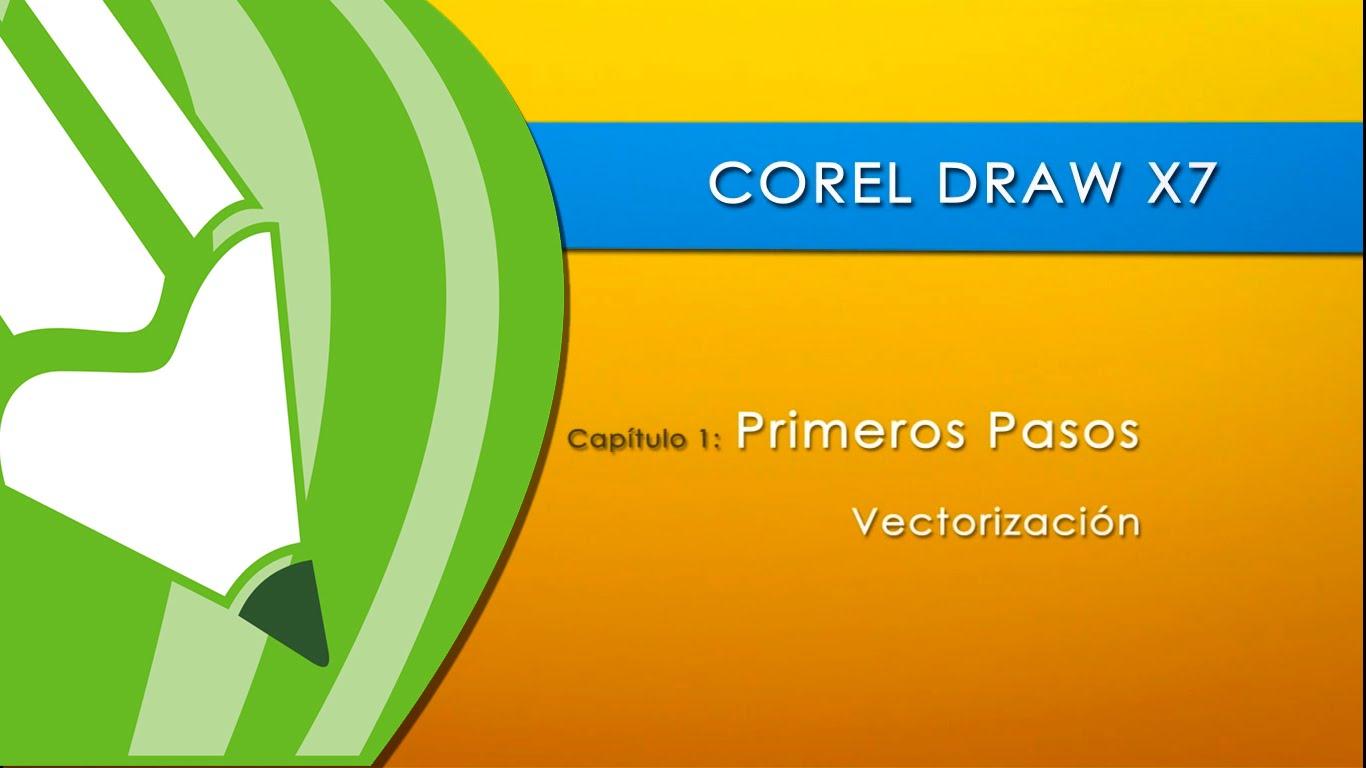 Curso de Corel Draw X7 . Tutorial 9: Vectorización.