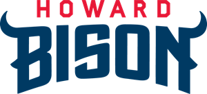 Howard Bison Logo Vector (.SVG) Free Download.
