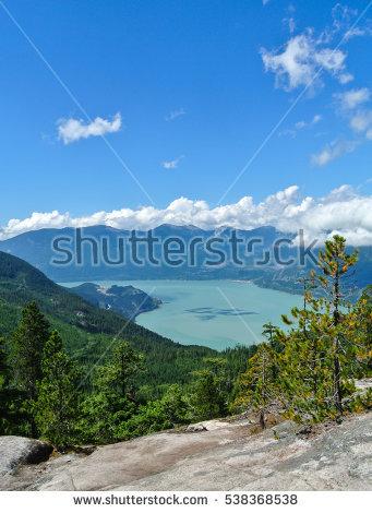 Gondola Squamish Stock Images, Royalty.