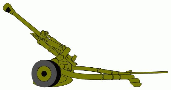 Howitzer Clipart.