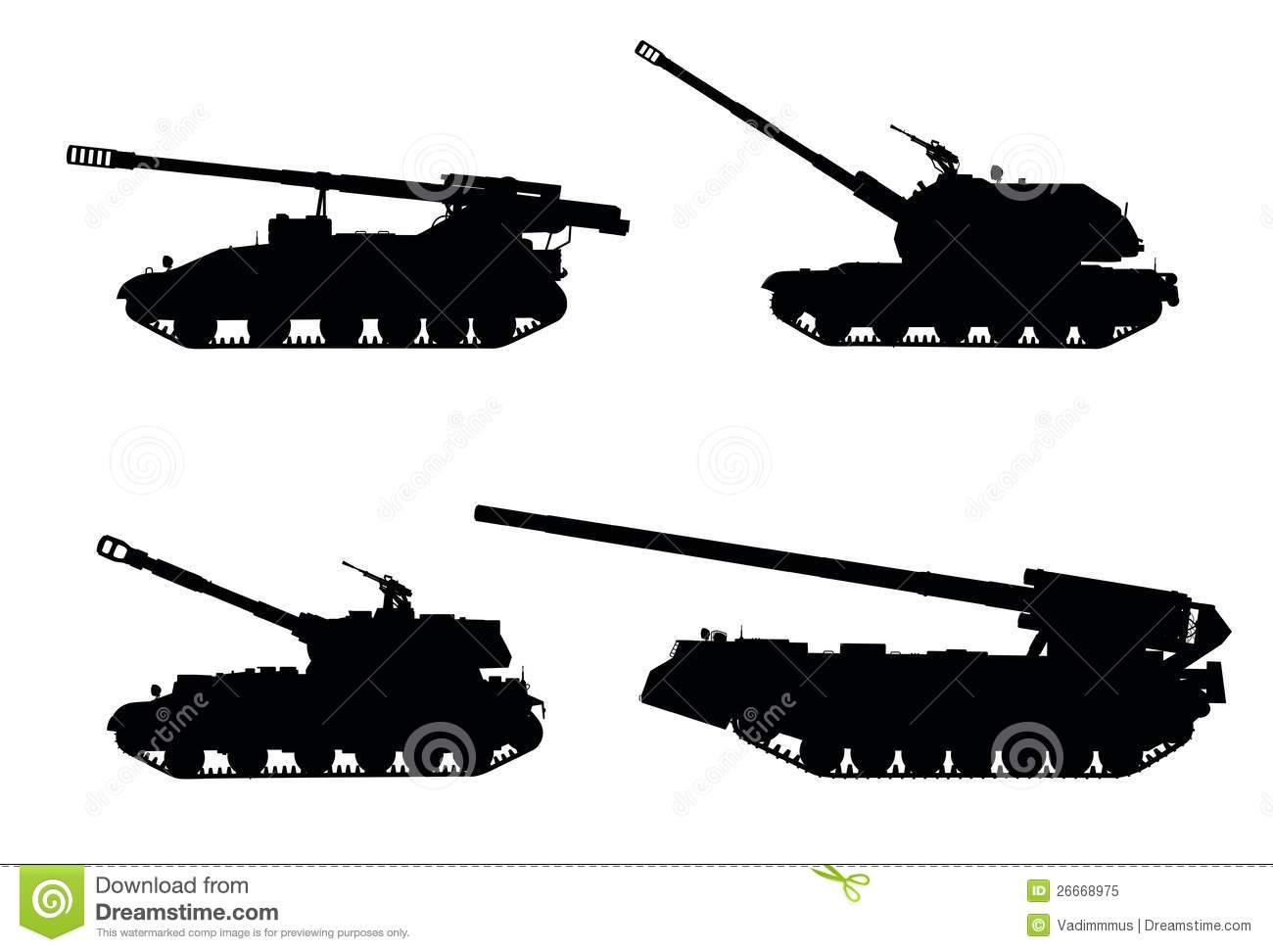 Artillery Clipart.