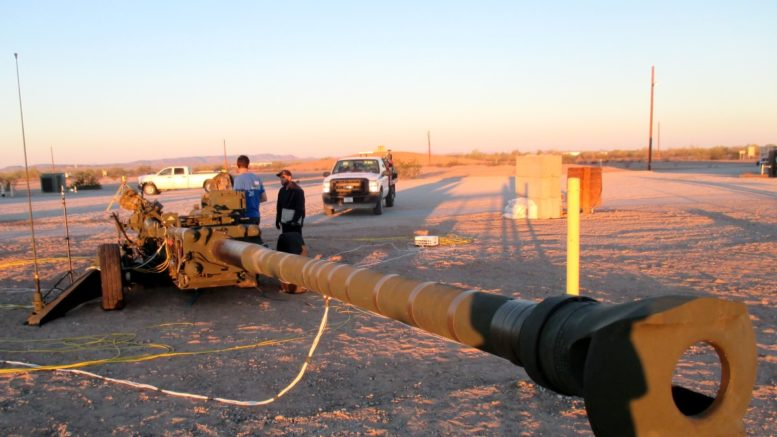 Army Working to Double Range of 155mm Howitzer.