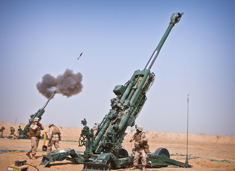 Lightweight 155 mm Howitzer (LW 155).