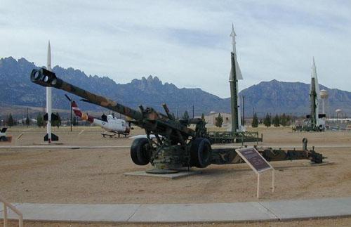 Howitzer Range.